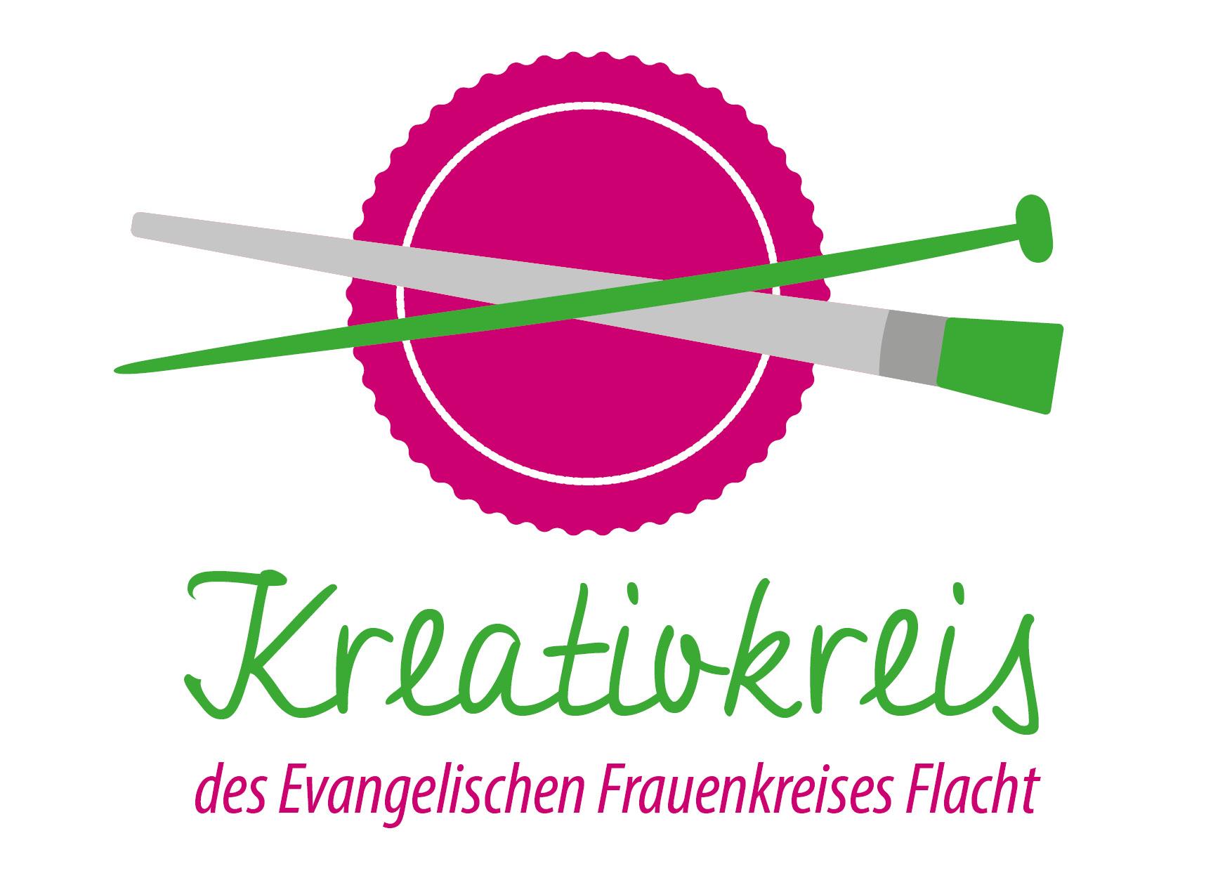 Logo Kreativkreis des Evangelischen Frauenkreises Flacht
