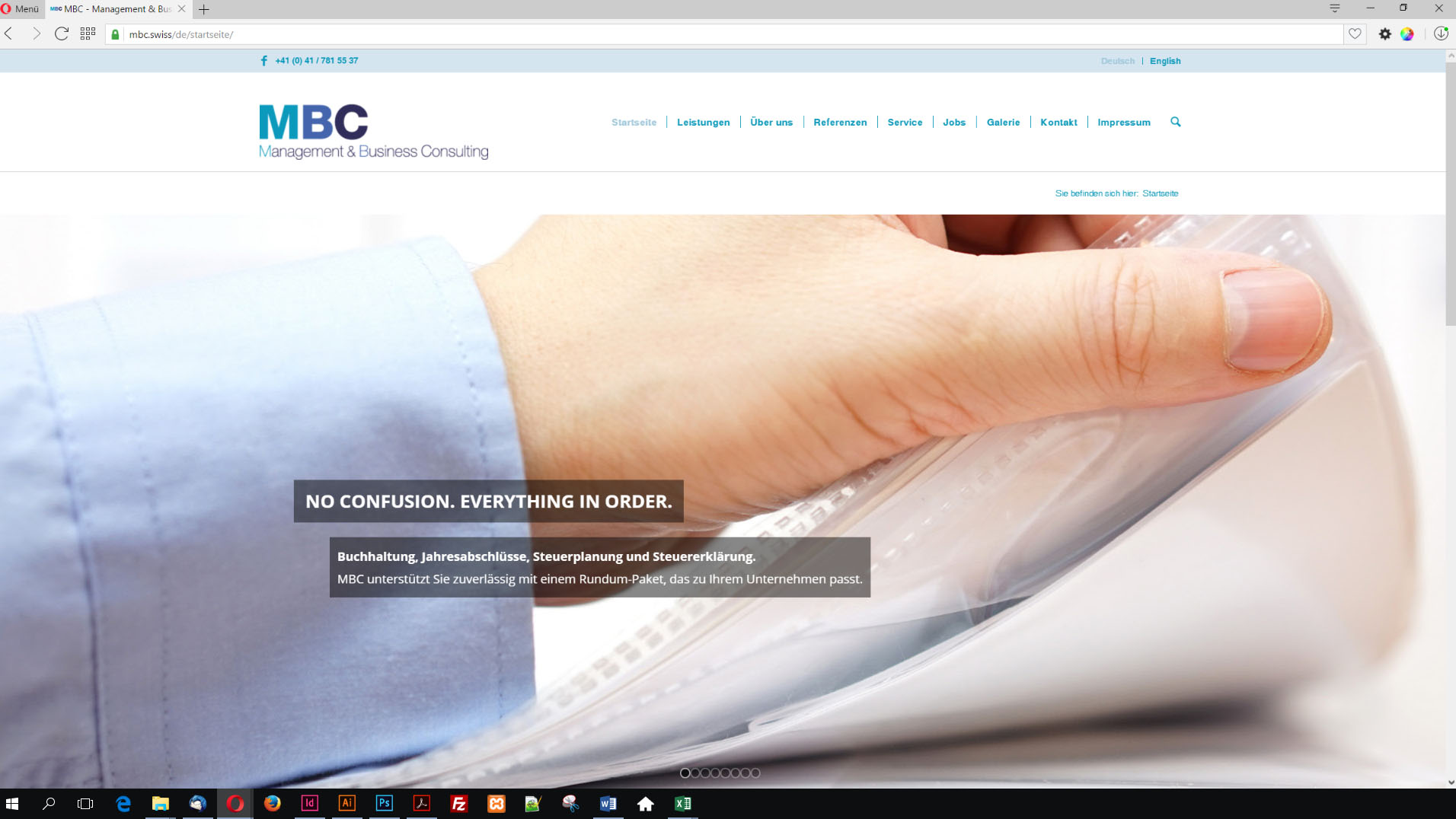 Website MBC