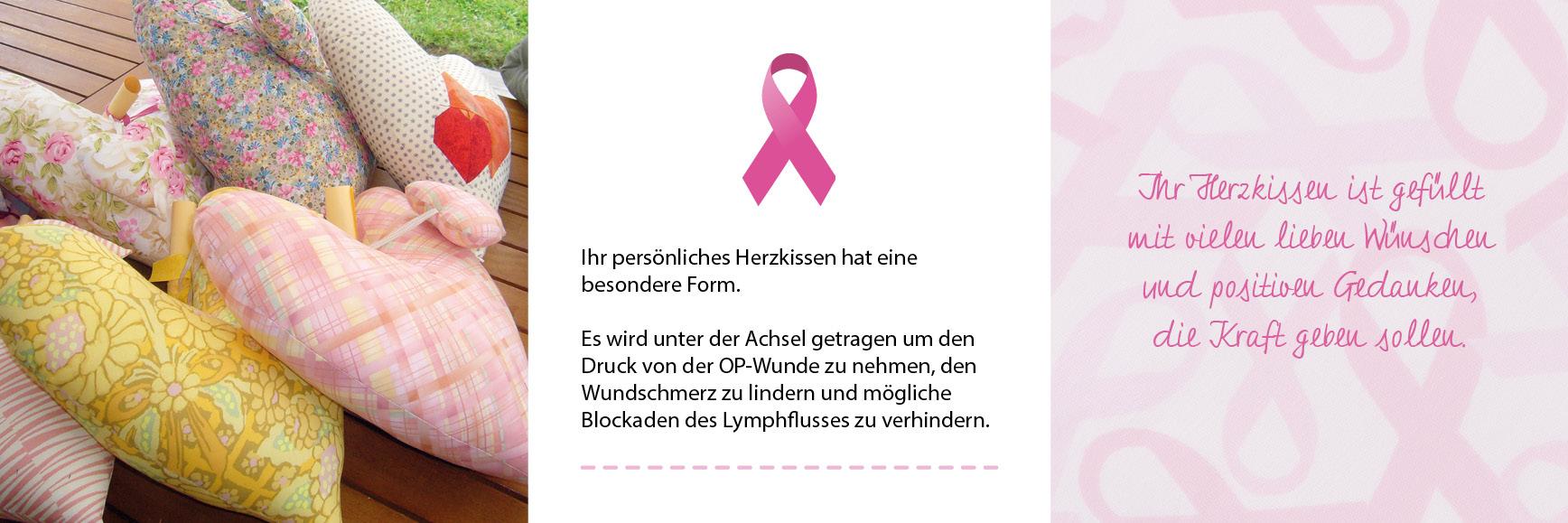 Flyer Herzkissen Limburg Innenseite