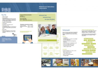 Flyer Realschule Plus Hahnstätten