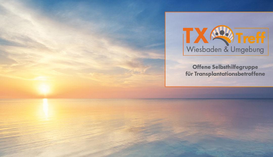 Flyer DIN lang Fensterfalz für TX-Treff Wiesbaden